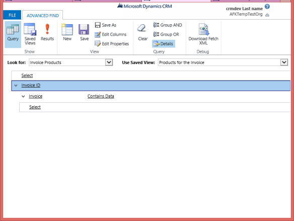 Workflow_RetrieveTable_2_AdvancedFind